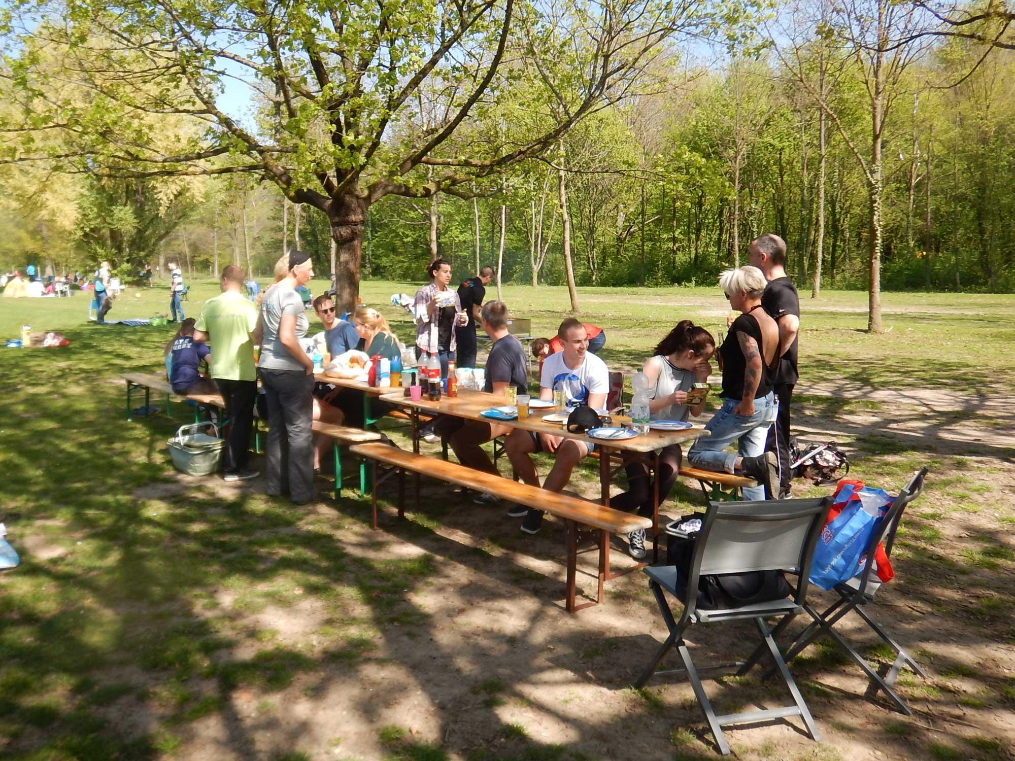 Karlsruhe Aktivitäten